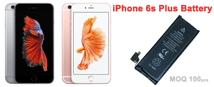 pretty nice 060d4 03288 iPhone 6s Plus Battery LP2949119 2750mAh - LiPol Battery Co. Ltd