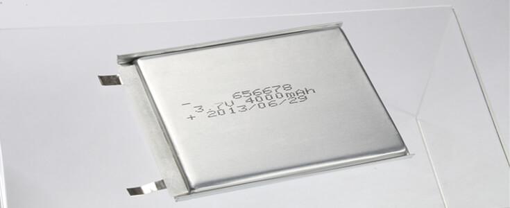 LiPo Battery 4000mAh + Quality China Manufacturer